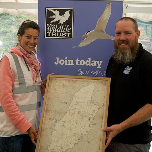 Modern cartography charity