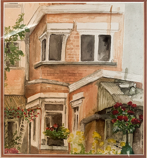 childhood-home-painting